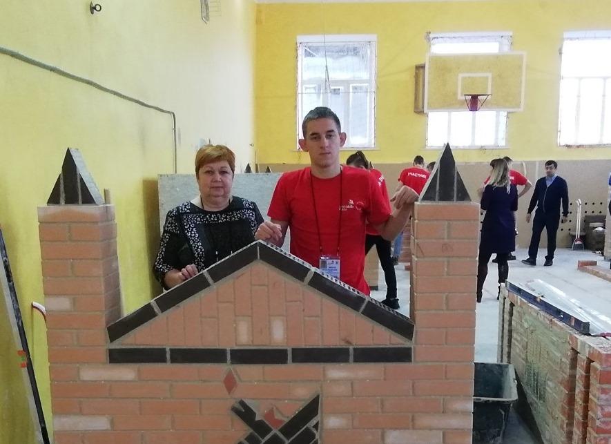 Студент Гуковского строительного техникума – победитель регионального чемпионата Worldskills